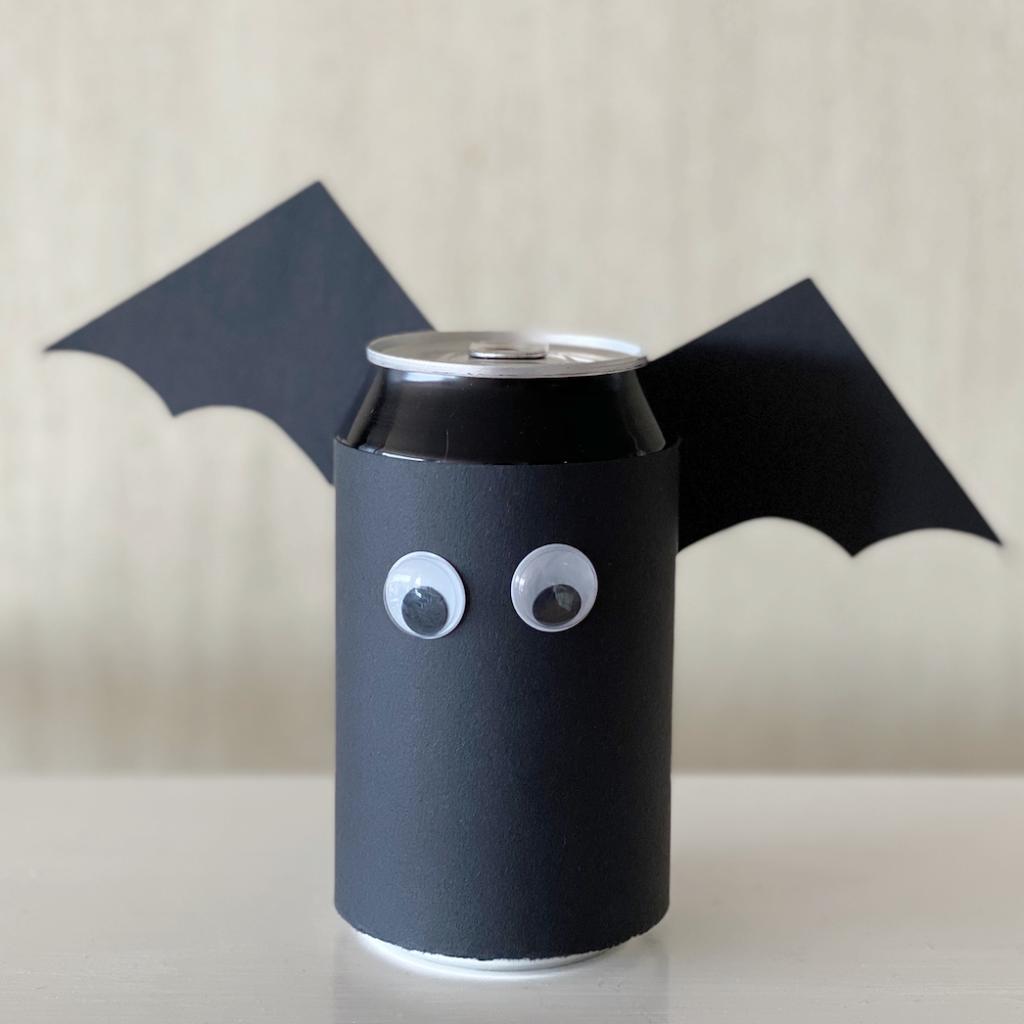 Flaggermus brus drikke halloween